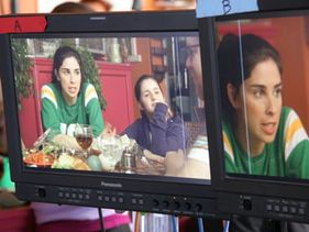 Behind the Scenes: The Sarah Silverman Program