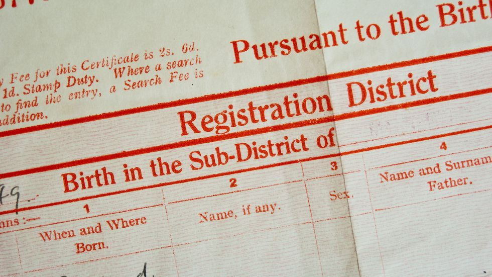 New York City Issues First Intersex Birth Certificate Newnownext