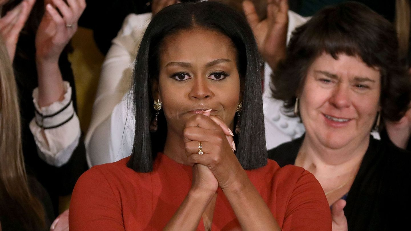 Celebrate Michelle Obama's Birthday With Her Moving Final Speech As