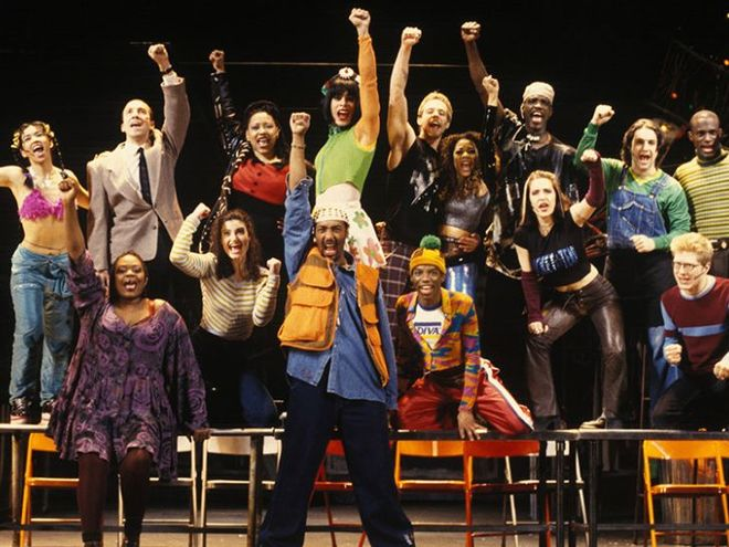 """""""Rent"""" Will Be Fox's Next Live TV Musical Event 
