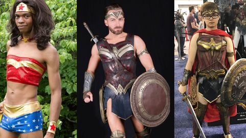 2f289e70dca 47 Genderbend Wonder Woman Photos That Will Send You To Paradise (Island)