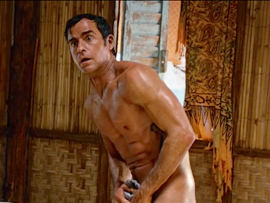 Justin theroux nude more