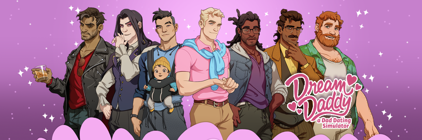 Dream Daddy Dating Sim Game Screenshots Software For Free