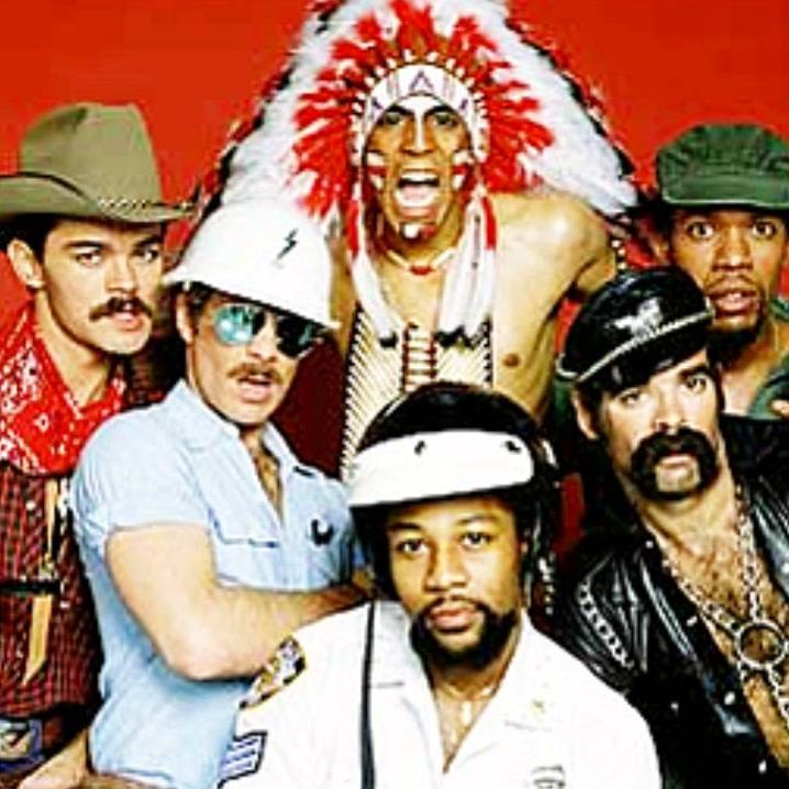 Are the village people really gay