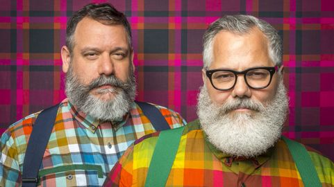 Fashion Bears Jeffrey Costello And Robert Tagliapietra Are Forever Plaid Newnownext