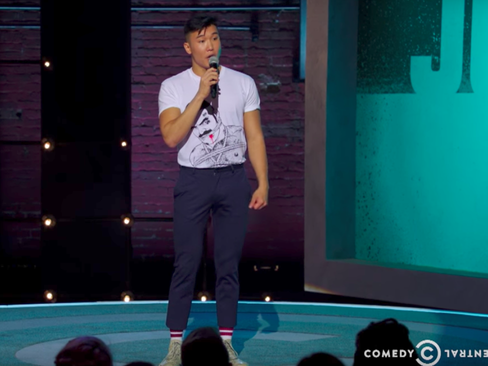 Asian Comedian Comedy Central Presents