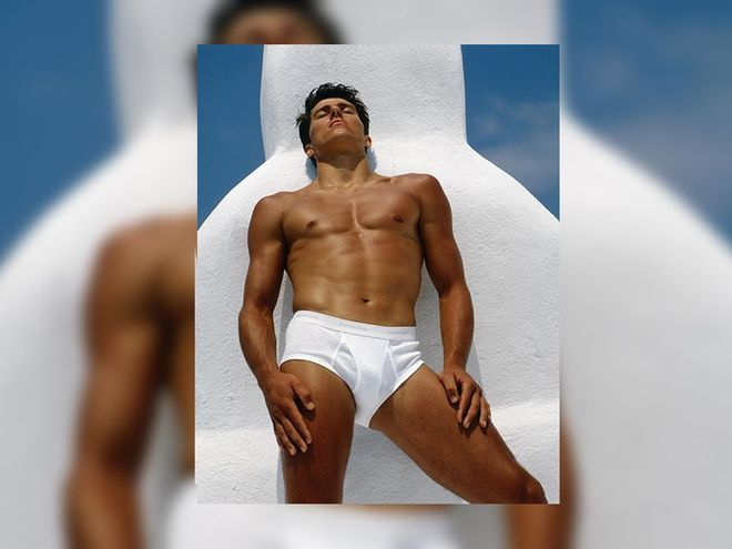 294422576 Former Model Tom Hintnaus Wants To Recreate His Iconic 1982 Calvin Klein  Underwear Billboard. The sexy ...