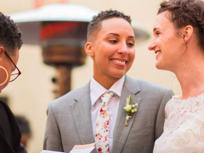 Diana Taurasi Wedding.Wnba Star Layshia Clarendon Just Married Her College