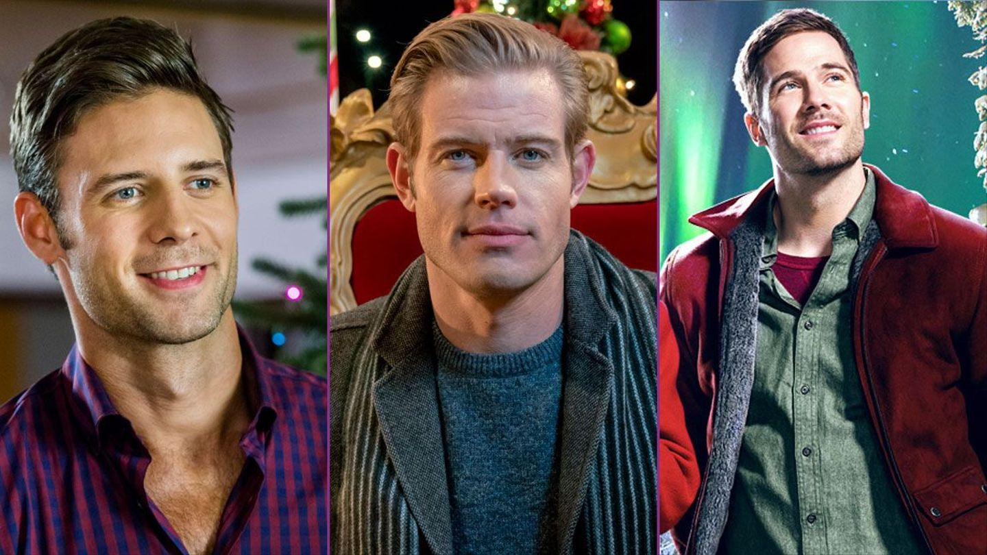 The 12 Hottest Hunks Of Hallmark Channel Christmas Movies | NewNowNext