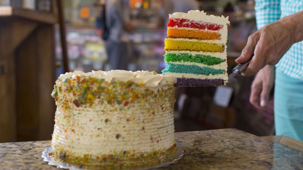 Masterpiece Cakeshop Baker Also Refused To Put Rainbows On A Little