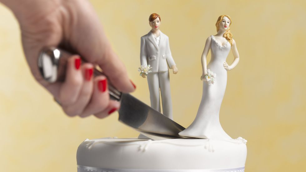 Another Showdown Over Wedding Cakes Takes Place In Northern ...