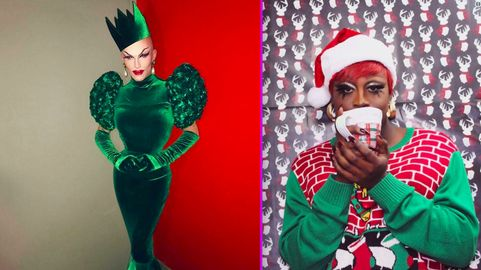 Drag Queen Christmas.Drag Race Queens Made The Yuletide Gay This Christmas