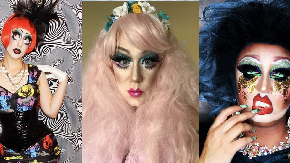 These Female Drag Queens Dont Give A Tuck If You Think Theyre