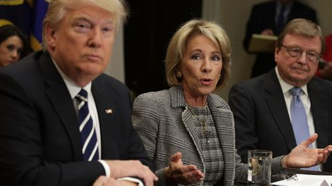 Department Of Education Confirms It Wont Investigate Any Bathroom