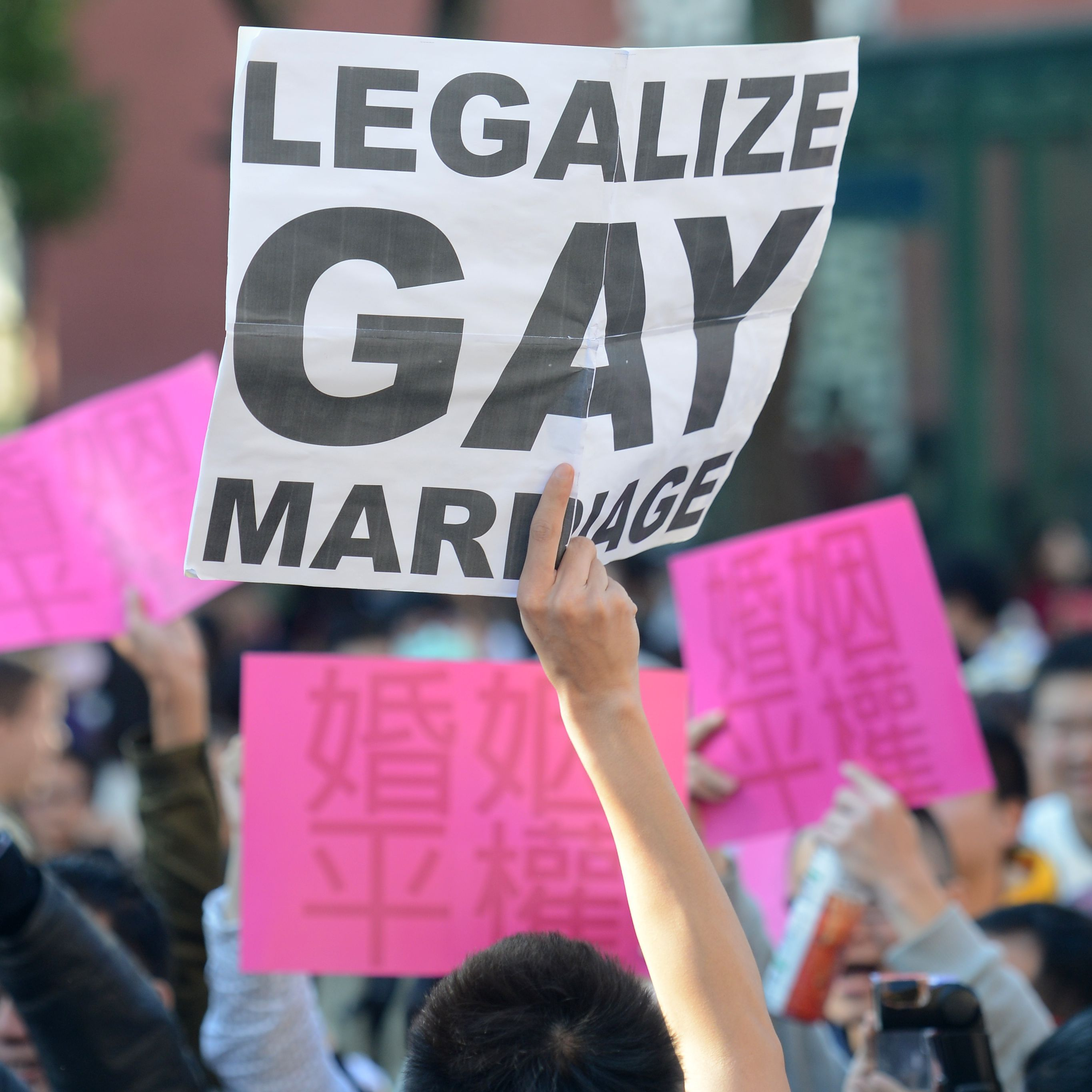 Christian Groups Inch Closer To Getting Anti Marriage Equality