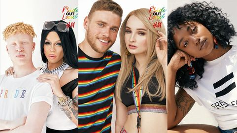 47d4f653f19f74 H M Launches Its First Ever Pride Collection