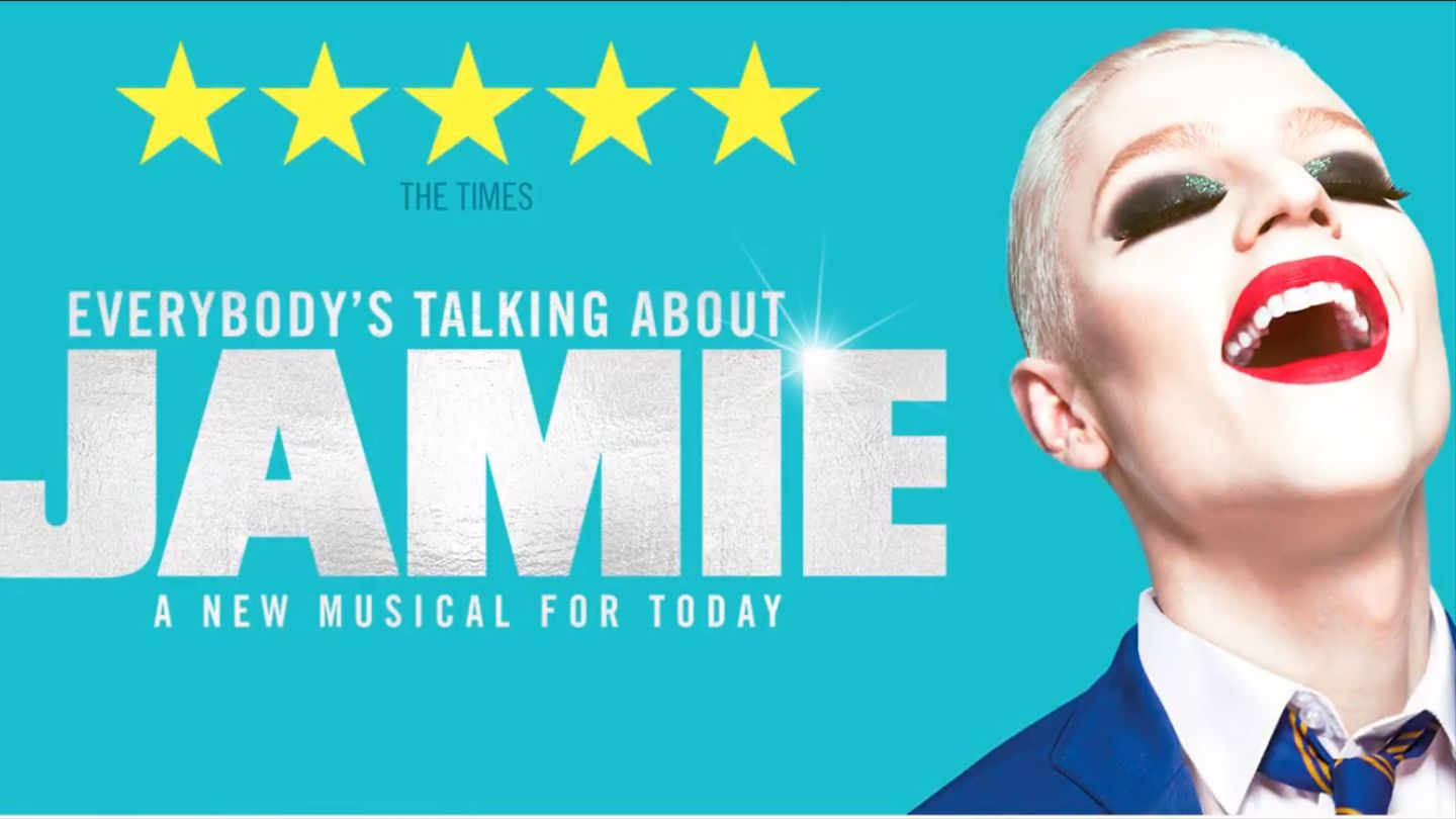 Teen Drag Queen Musical Everybody S Talking About Jamie Set For Film Adaptation Newnownext