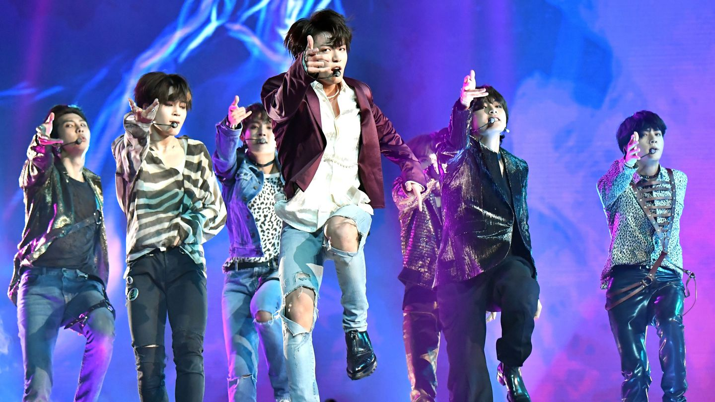 5 Things You Should Know About K-Pop Group BTS | NewNowNext