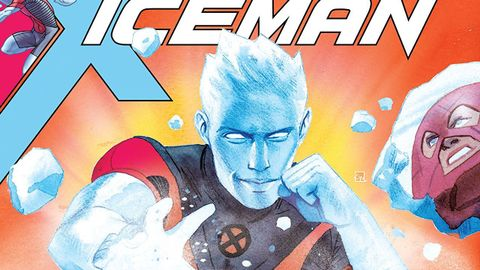 """Iceman and Pyro Turn Up the Heat in Latest """"X-Men: Gold ..."""