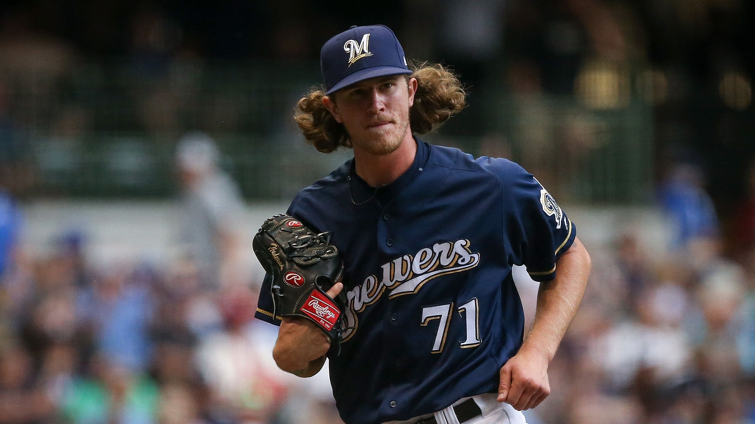048389b87 Brewers Pitcher Josh Hader Apologizes for Homophobic and Racist Tweets