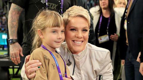 Watch Pink And Daughter Cover A Song From The Greatest Showman Video Is Cutest