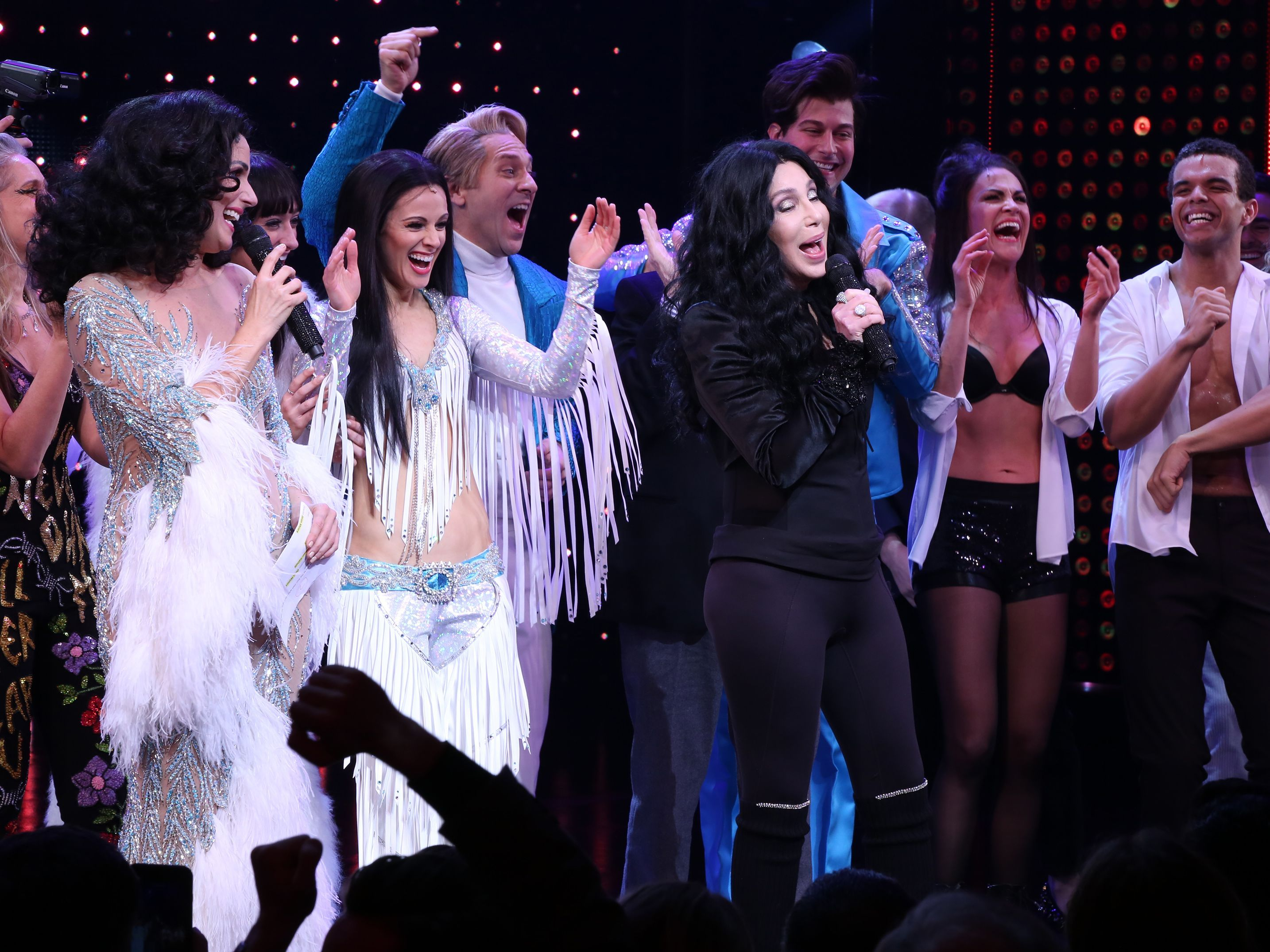 u0026quot the cher show u0026quot  is great fun  but what happened to chaz
