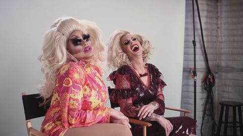 UNHhhhmazing! Trixie Mattel and Katya Made It Into YouTube's 2018