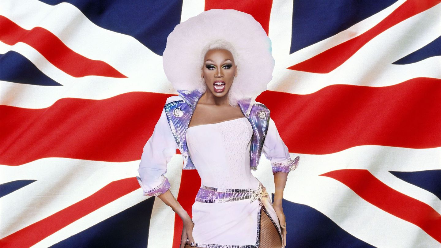"Here's When You Will Meet the Queens of ""RuPaul's Drag Race U.K."""