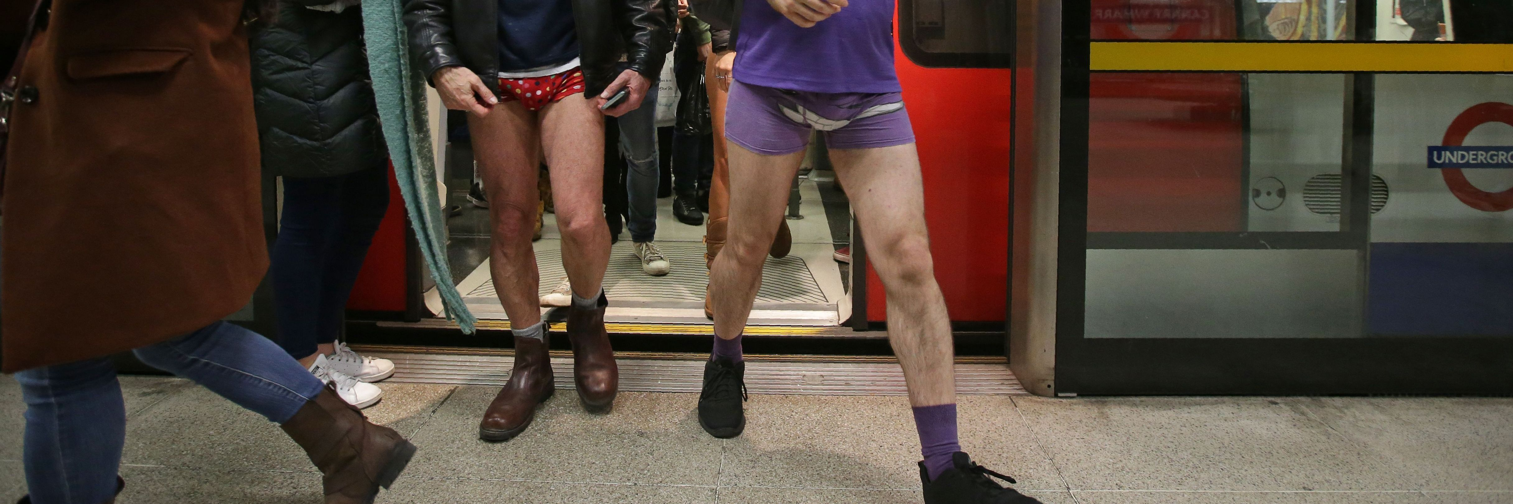 Lube On The Tube Update Gay Brits Fined For Wild Public Threesome