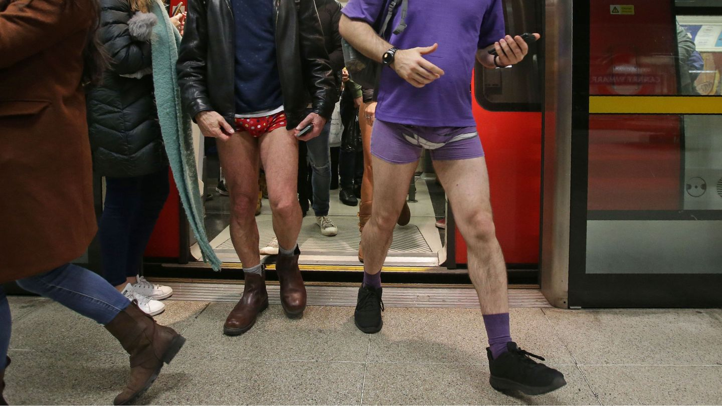 Lube on the Tube Update: Gay Brits Fined for Wild Public Threesome |  NewNowNext