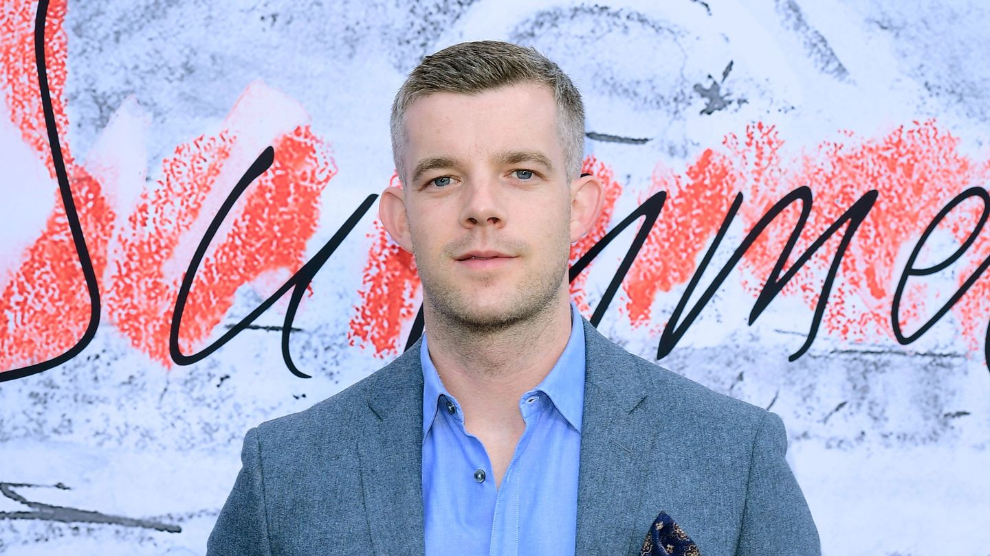 """Russell Tovey Is Headed to the """"Great British Bake Off ..."""