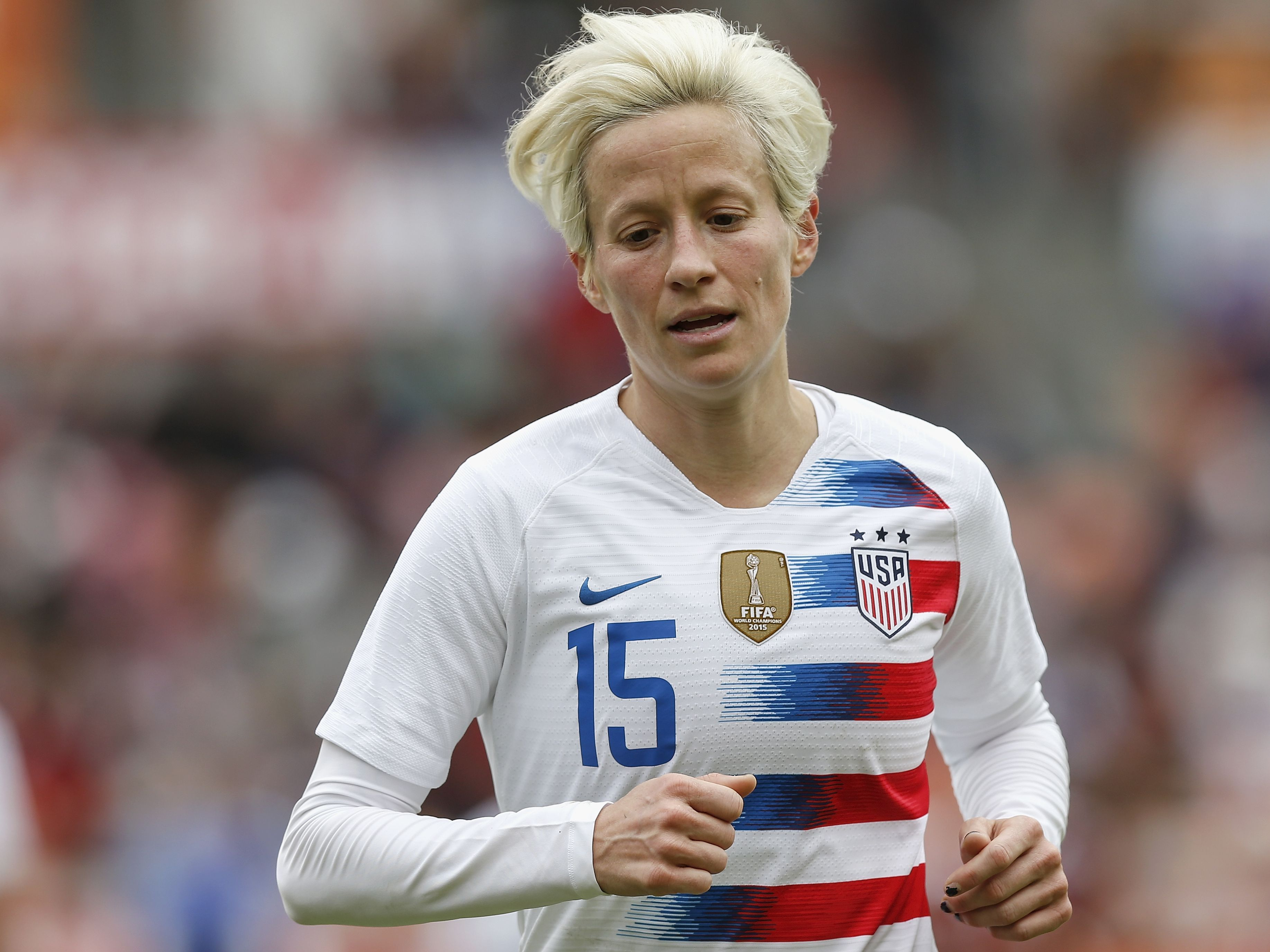 Megan Rapinoe Bares It All And Breaks New Ground In Sports