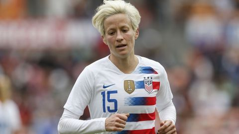 Megan Rapinoe Bares It All and Breaks New Ground in ...