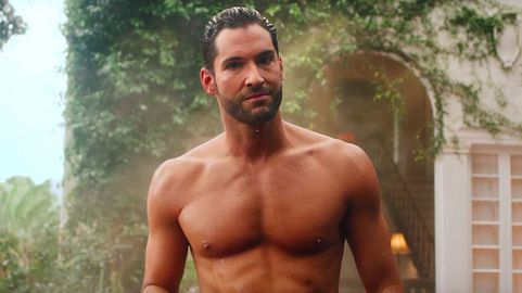 "Lucifer"" Star Knows You Horny Devils Think He's Hot as Hell"