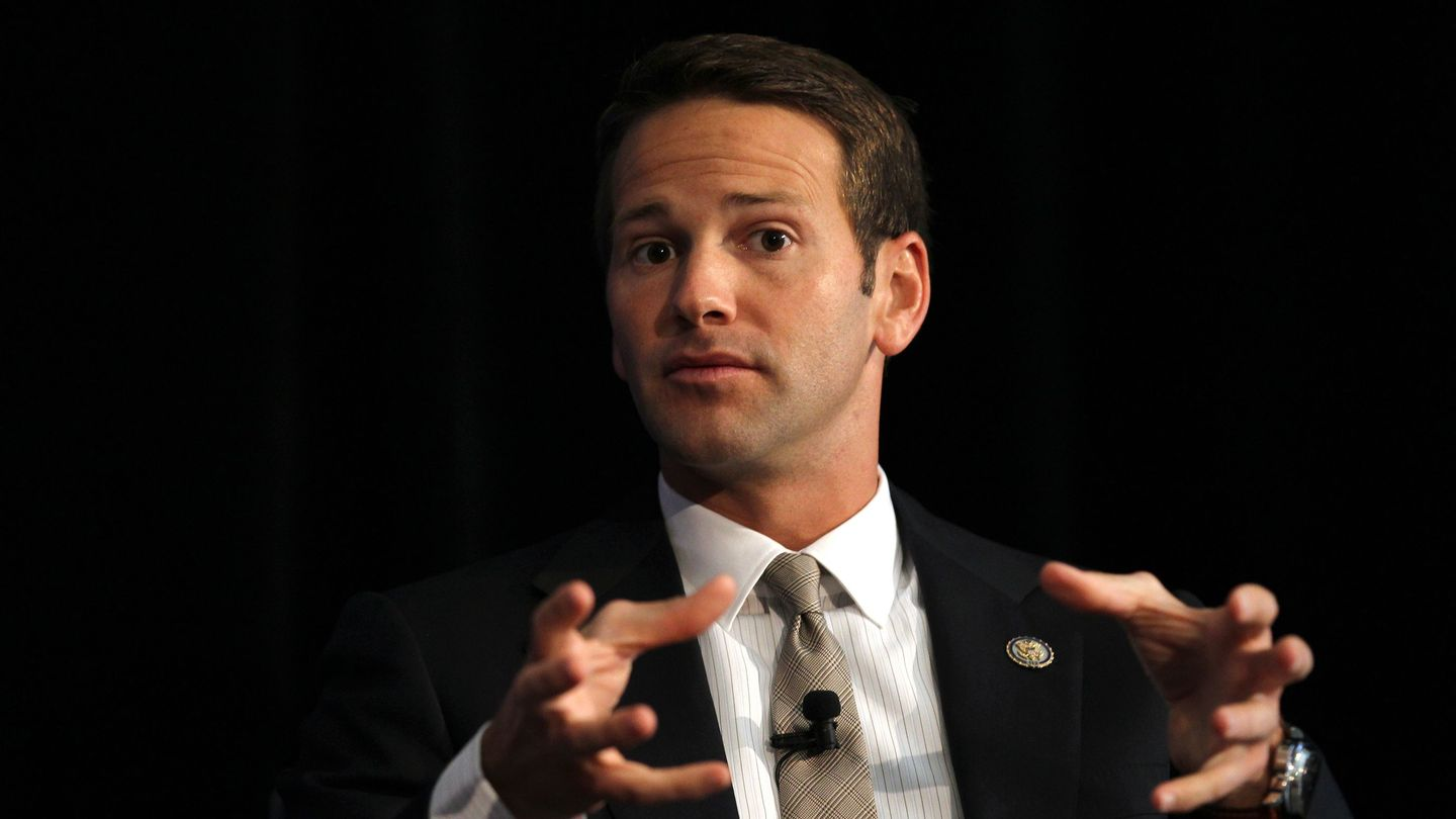Aaron Schock Is Giving Back to the Gays, One Go-Go Boy at a Time