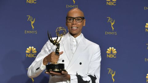 RuPaul Dishes On Politics, His Emmy Win,
