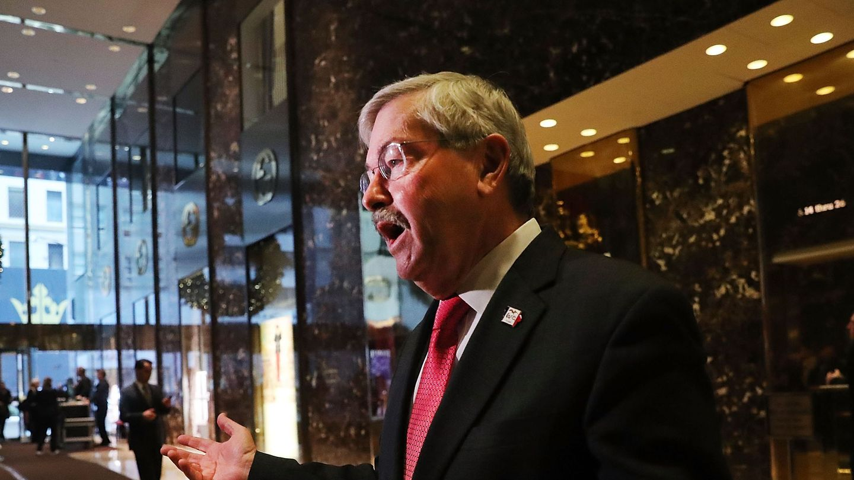 Jury Finds Former Iowa Gov, Current Trump Admin Ambassador, Discriminated Against Gay Official