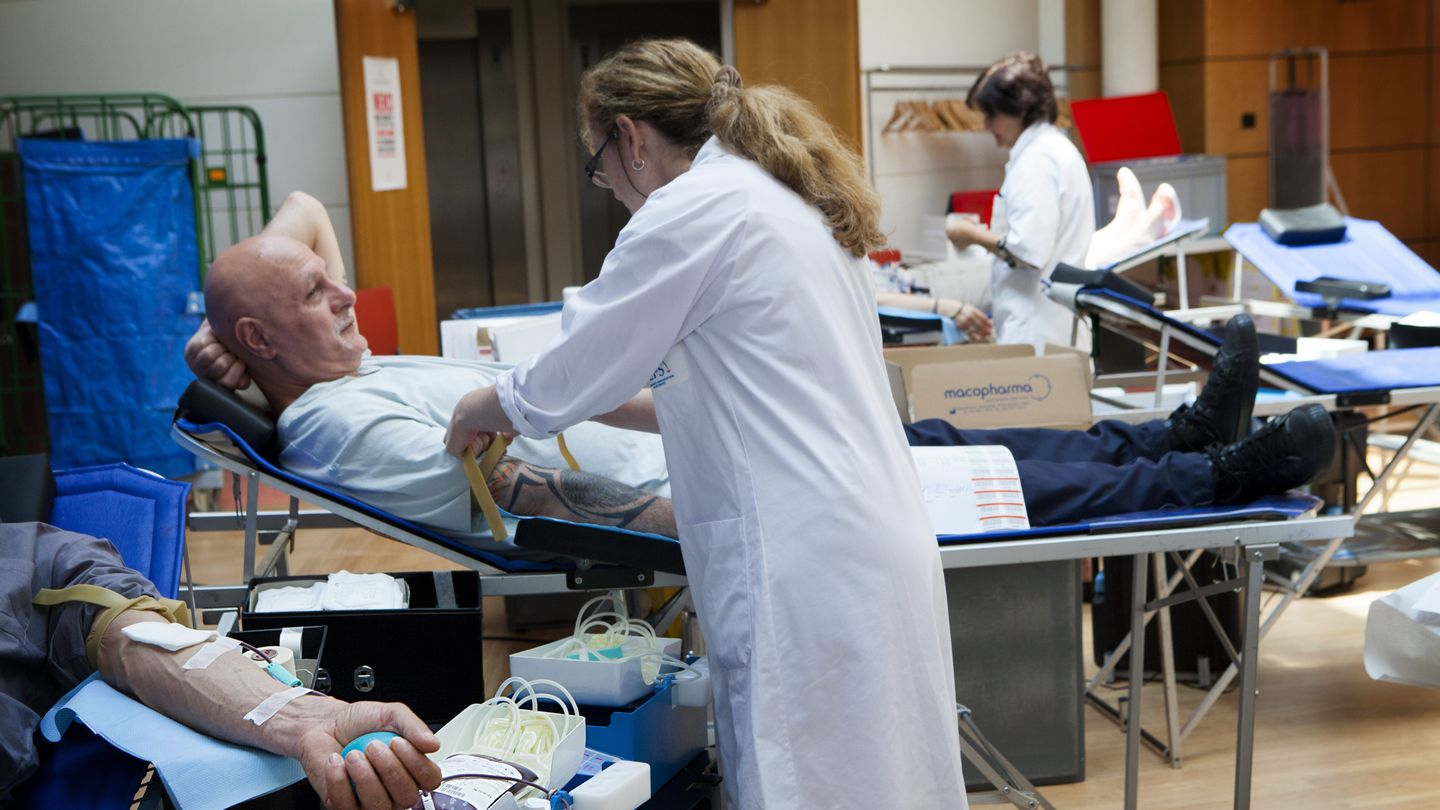 France Will Ease Blood Donation Restrictions on Gay and Bi Men