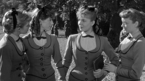 Hot For Teacher 1950s Lesbian Drama Olivia Is Still The
