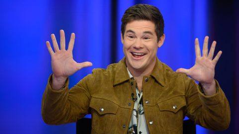 """Adam Devine Learns His Thirsty Fans Are Really Into """"Butt"""
