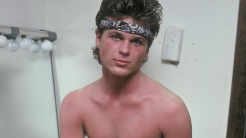 Sam Harris of 1980s