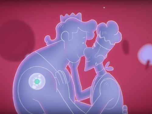 White Blood Cells Are Gay Lovers in New Freddie Mercury Video
