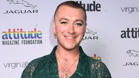 """Image result for sam smith""""s gender"""