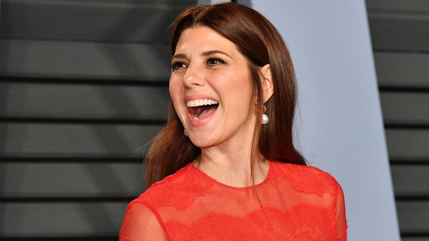 Marisa Tomei on Being ...