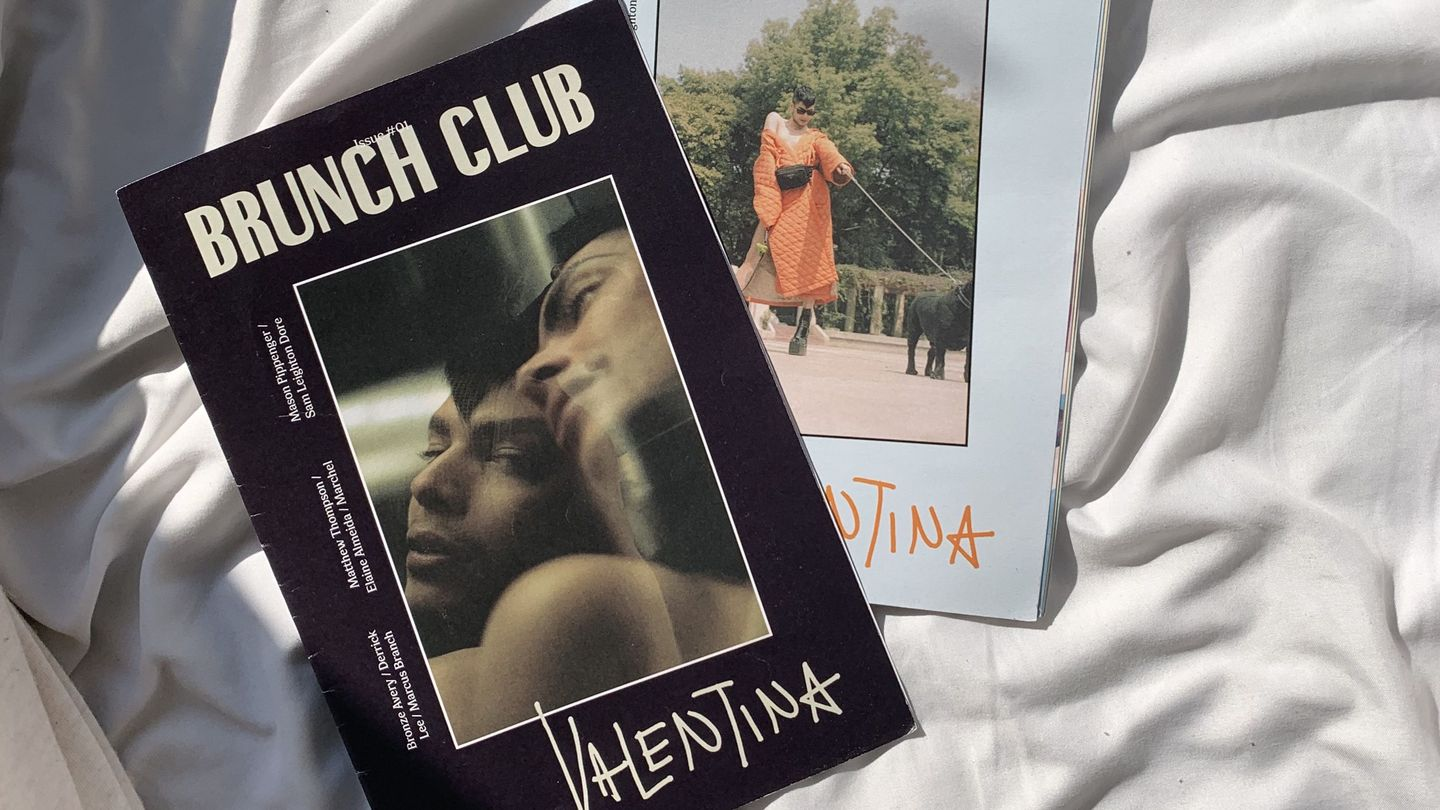 """""""Brunch Club"""" Mag Puts Queer People of Color at the Head of the Table"""