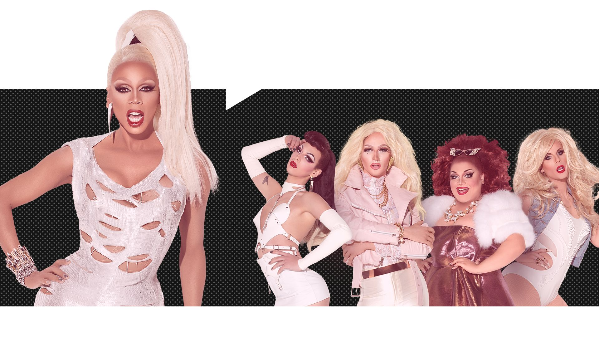RuPaul's Drag Race: RuVealed - Watch Full Episodes | LOGOTV com