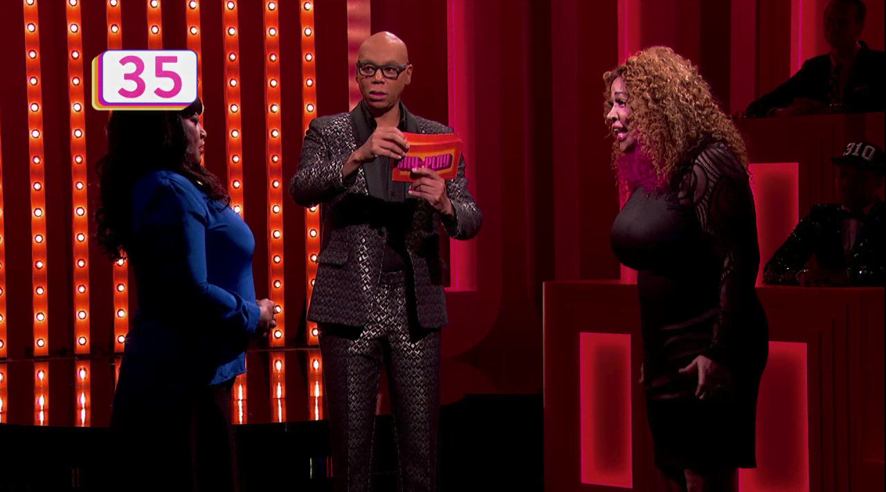Gay For Play Game Show Starring RuPaul Featuring The Cast Of '227'