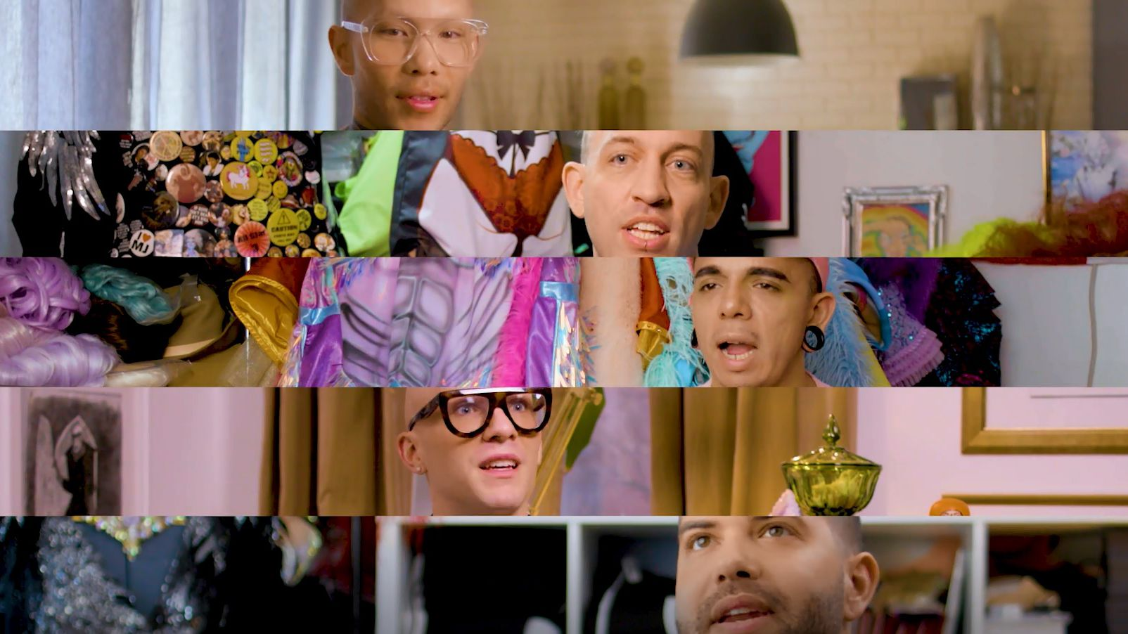 Charmant Out Of The Closet | Episodes (TV Series) | LOGOtv.com