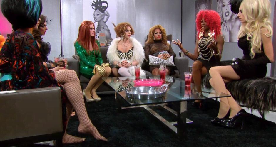 RuPaul's Drag Race: Untucked - RuPaul Roast