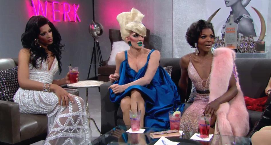 RuPaul's Drag Race: Untucked - Black Swan: Why It Gotta Be Black?